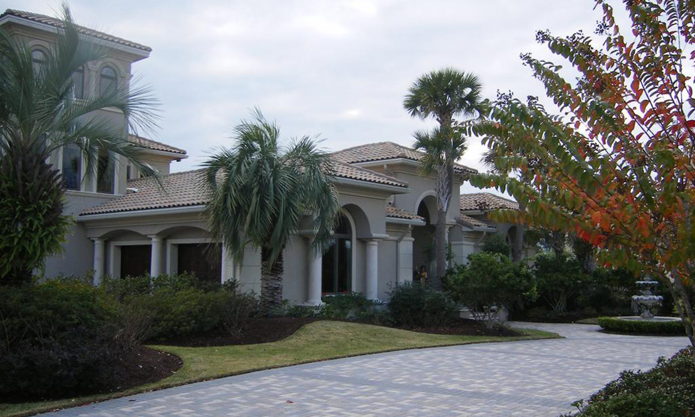 Front View of Dream Estates in Myrtle Beach, South Carolina