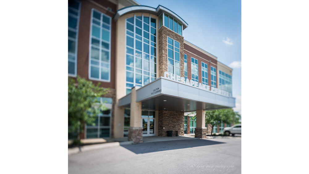 Chesapeake Center in Clarksville, TN
